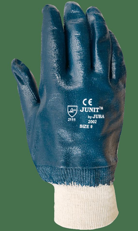 Comercial J30, Guante nitrilo