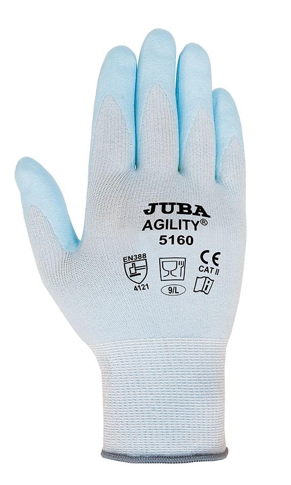 Comercial J30, Guante AGILITY