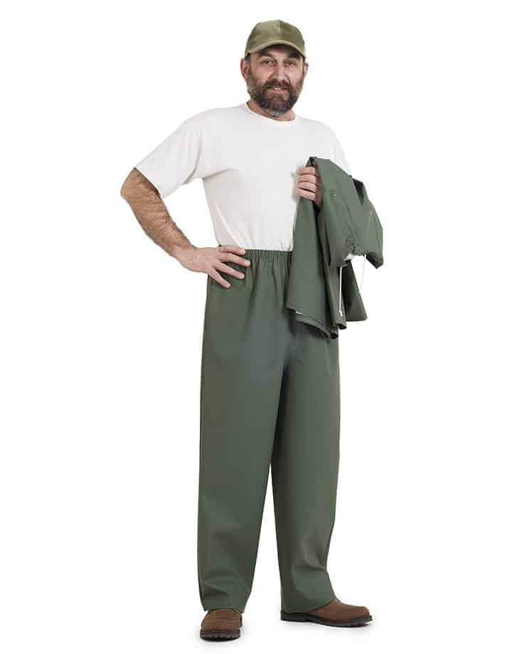 Comercial J30, Pantalon PVC