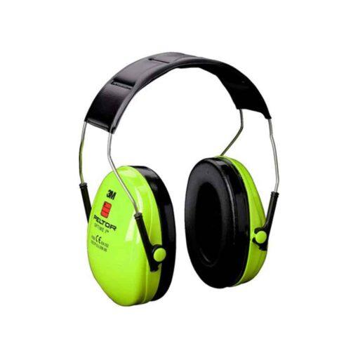 Comercial J30, Auricular optime I cabeza