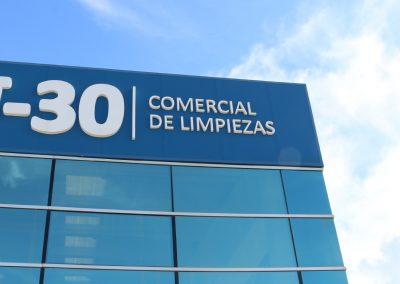 Comercial J30, Limpieza industrial e integral